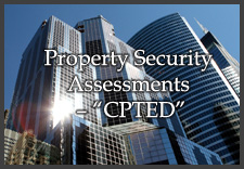 Property Security Assessments - CPTED Audit