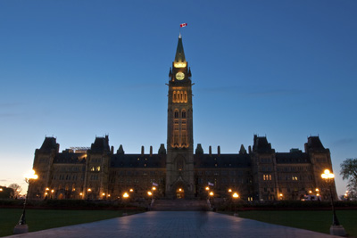 Canadian Parliment Buildings